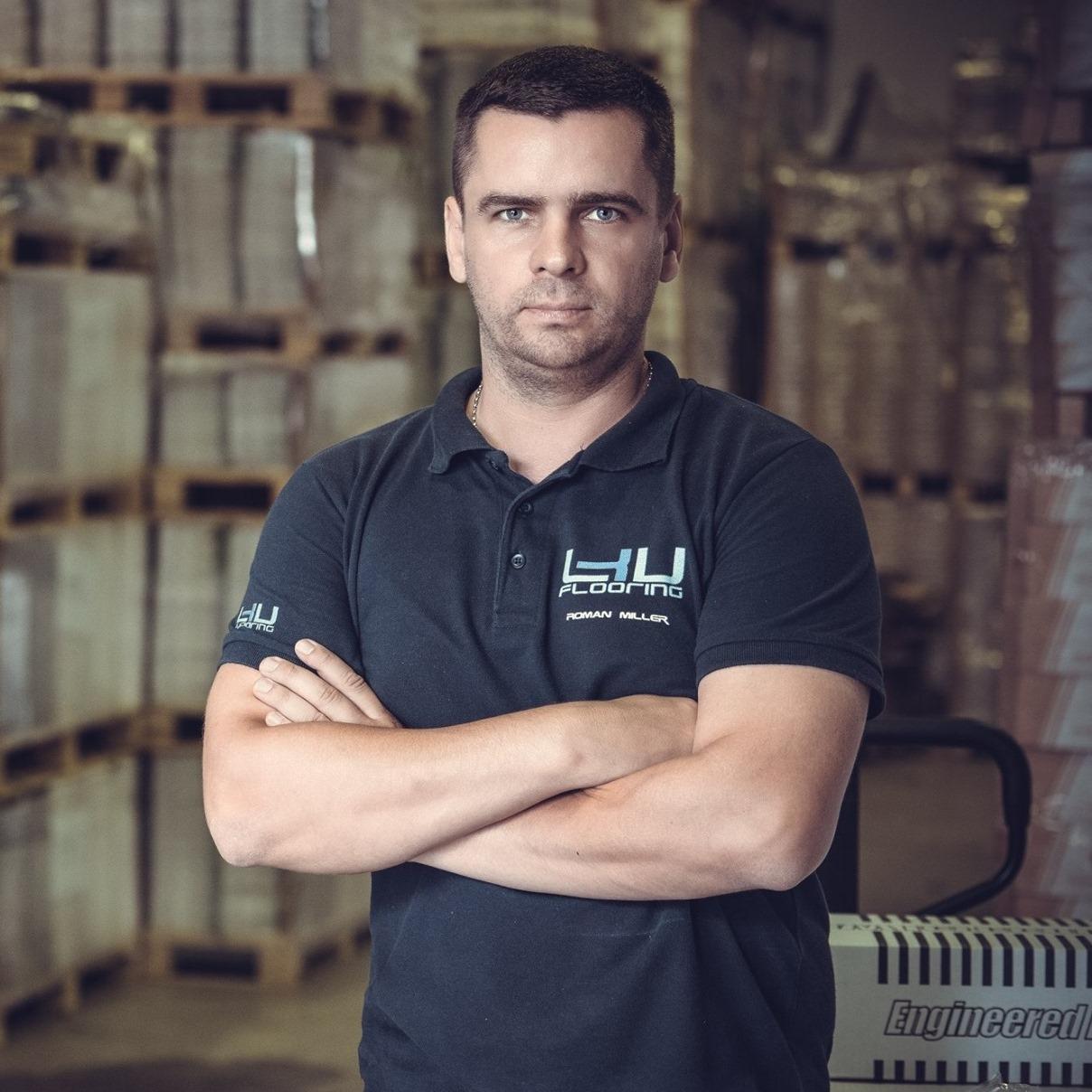 Roman Miller Gold Coast Timber Flooring